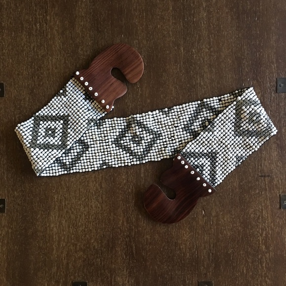 Anthropologie Accessories - [Anthro] Beaded Belt